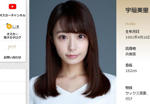 宇垣美里「女優志望」から「コスプレタレント路線」に切り替えた!?