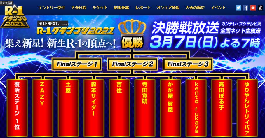 「R-1グランプリ2021」決勝進出者9人が決定!芸歴2年目・高田ぽる子も
